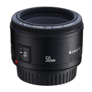 Canon EF-50mm-f/1.8-II